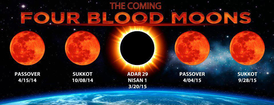 show picture of the 4 blood moons 2017 - photo #13